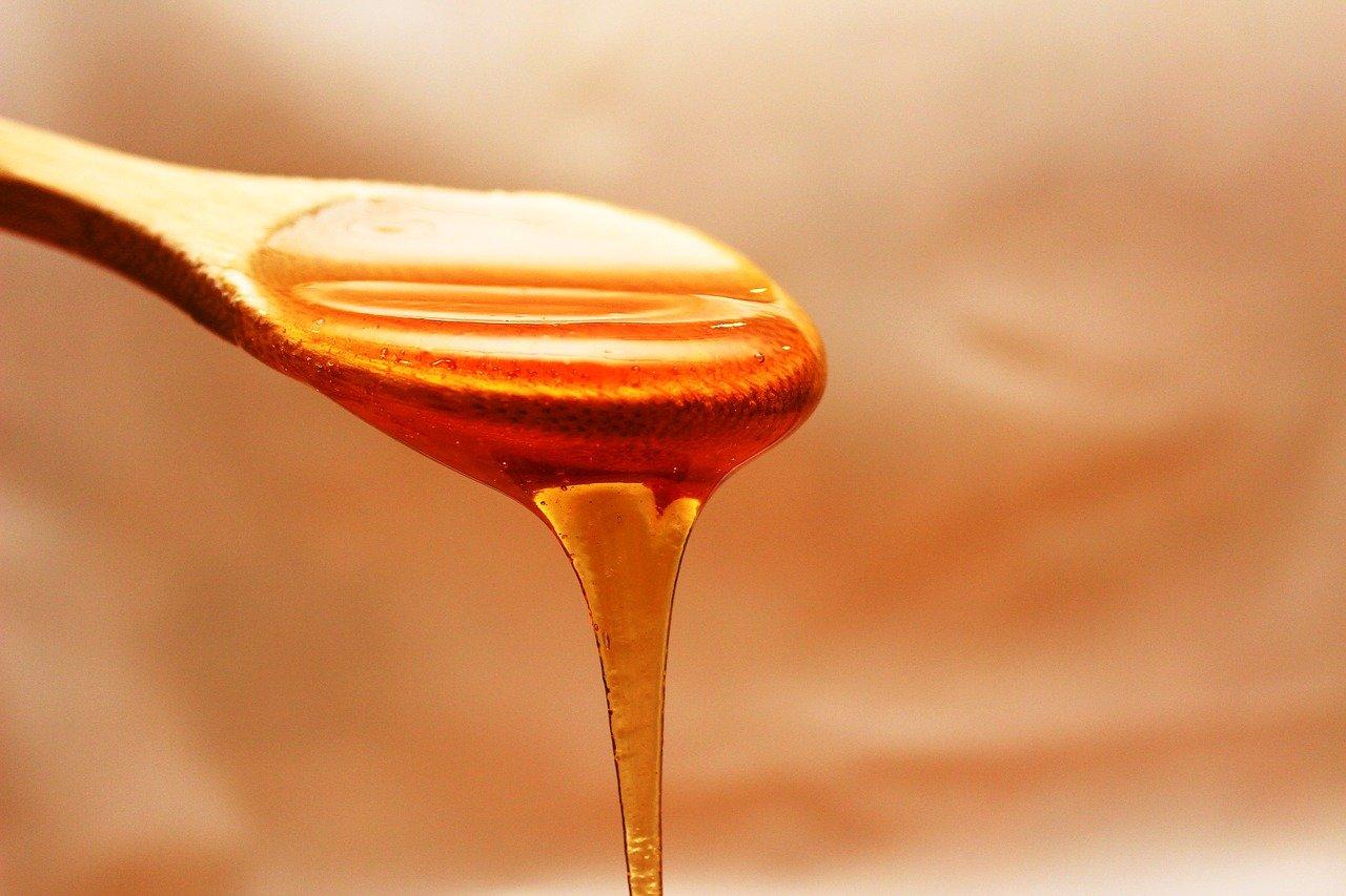 miód naturalny - miód płynny